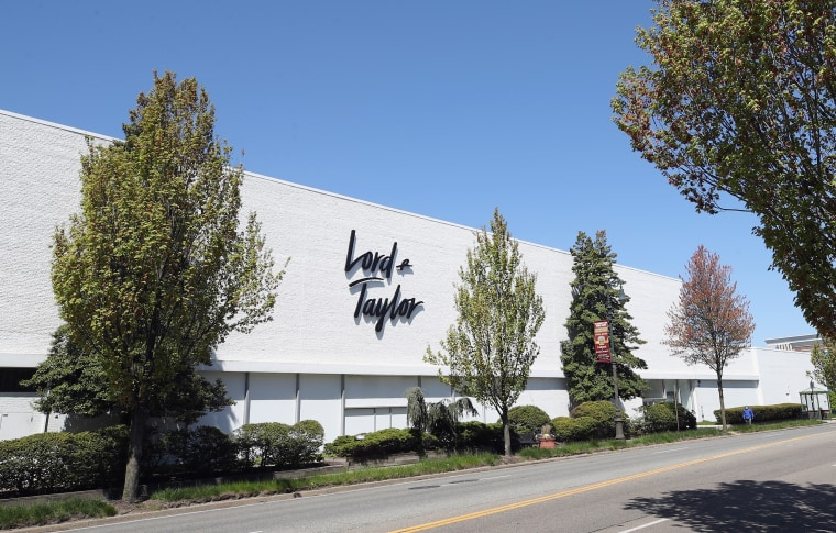 Lord And Taylor Files For Bankruptcy Amid Covid-19 Pandemic
