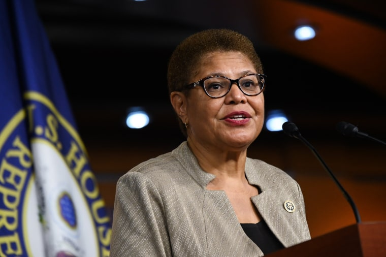 Image: Congressional Black Caucus News Conference On Police Reform