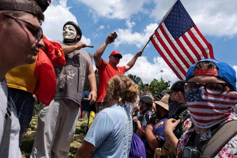 Image: US-POLITICS-RACISM-PROTEST