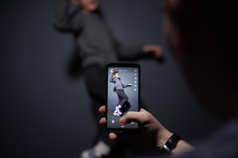 Image: TikTok -- which says it has 100 million users in the U.S. -- has become the latest flashpoint in the deteriorating relationship between Washington and Beijing.