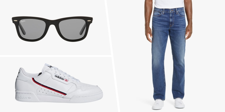 Nordstrom Anniversary Sale 2020: What to buy and shop for men including clothes, sneakers, sunglasses and more from Adidas, Nike, Levi's, Ray-Ban and more.