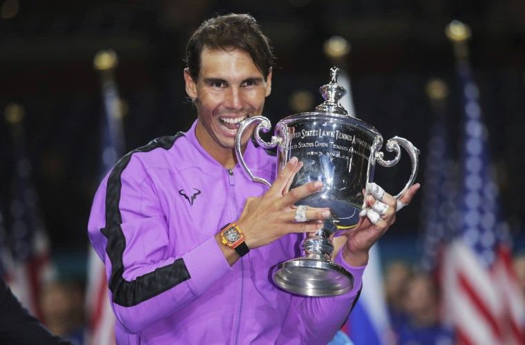 Rafael Nadal To Skip U S Open Due To Coronavirus Concerns