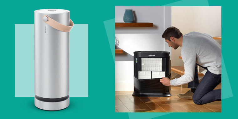 The best home air purifiers include HEPA filters, experts say.