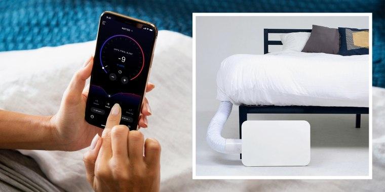 Shop smart mattresses from top brands including Sleep Number, NordicTrack, Saatva, ReSt Bed and more.