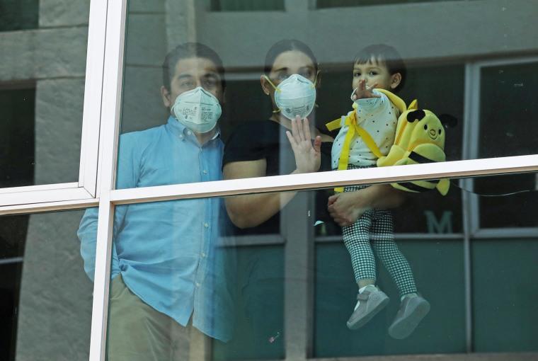 Image: Outbreak of the coronavirus disease (COVID-19) in Naucalpan de Juarez