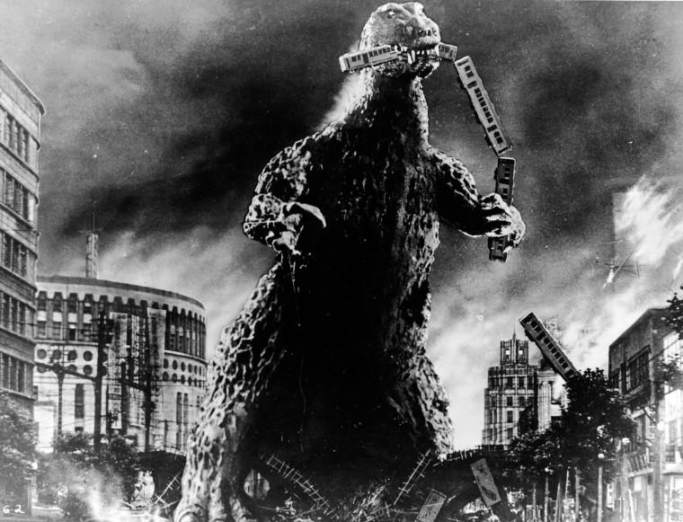 Image: Godzilla 1956