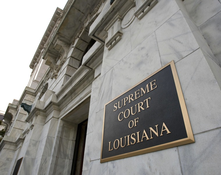 Image: The exterior of the Supreme Court of Lou