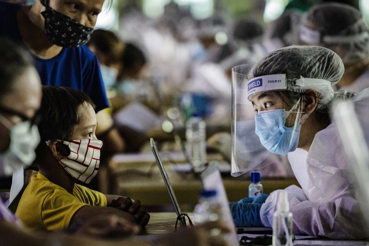Image: The Philippines Impose Restrictions As Coronavirus Cases Rise