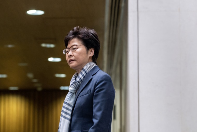 Image: Carrie Lam