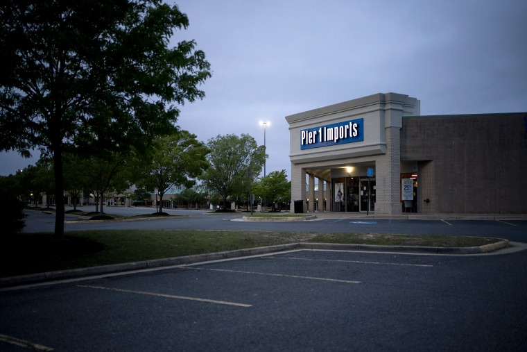 Pier 1 To Permanently Shut Stores After Virus Upends Sale