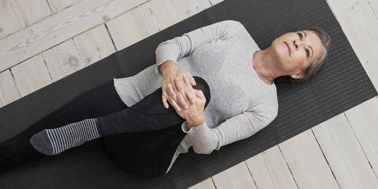Pilates exercises can stabilize the core to support the back and relieve pain.