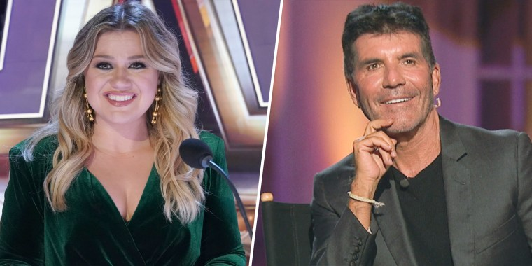 """Kelly Clarkson steps in as guest judge on """"America's Got Talent"""" as Simon Cowell goes on leave from the reality competition show to recover from surgery."""