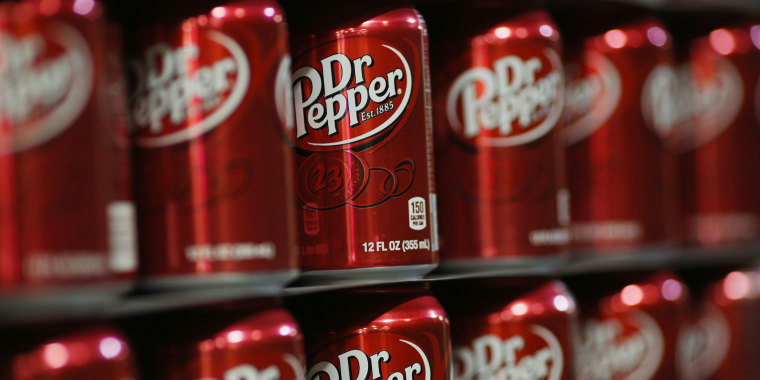 Inside The Dr. Pepper Snapple Group Inc. Bottling Plant Ahead Of Earnings Figures