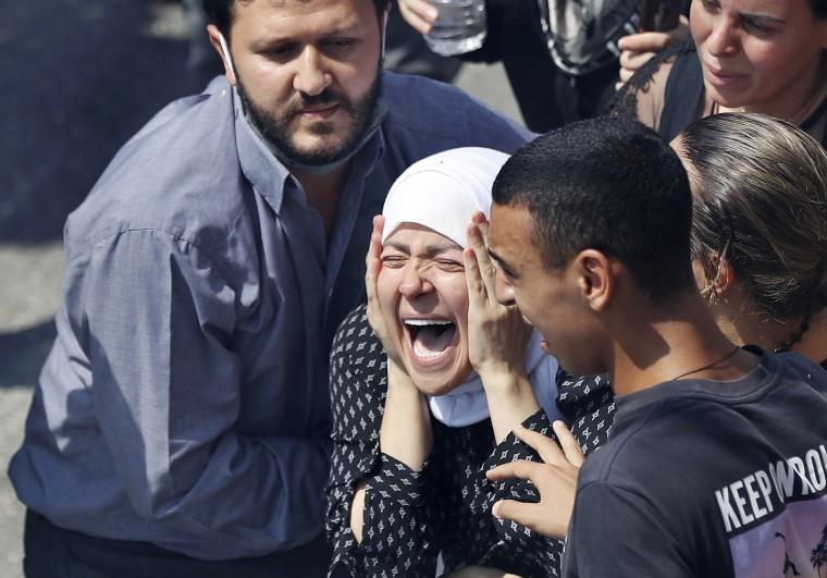 Image: Beirut funeral