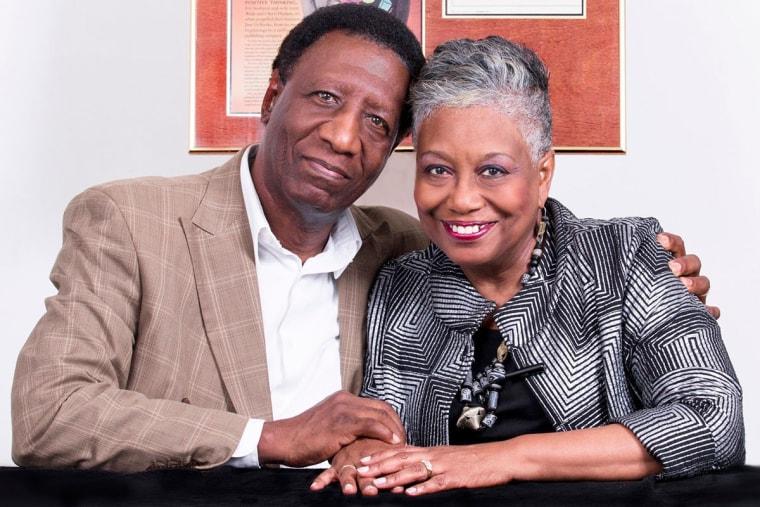 Wade and Cheryl Willis Hudson