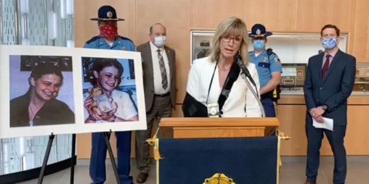 Image: Jessica Baggen case solved