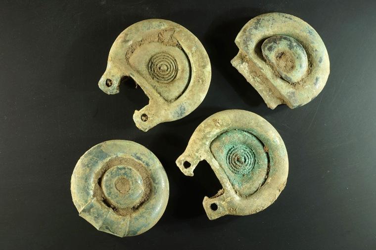 Image: Bronze age discovery, Scotland