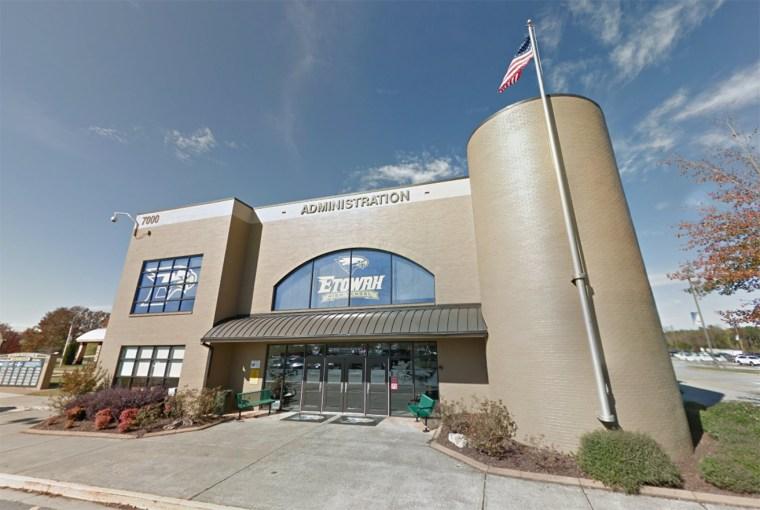 Etowah High School in Woodstock, Ga.