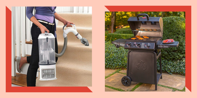 Shop Amazon's Big Summer Sale and get savings on home, kitchen and other products including vacuum cleaners and grills.