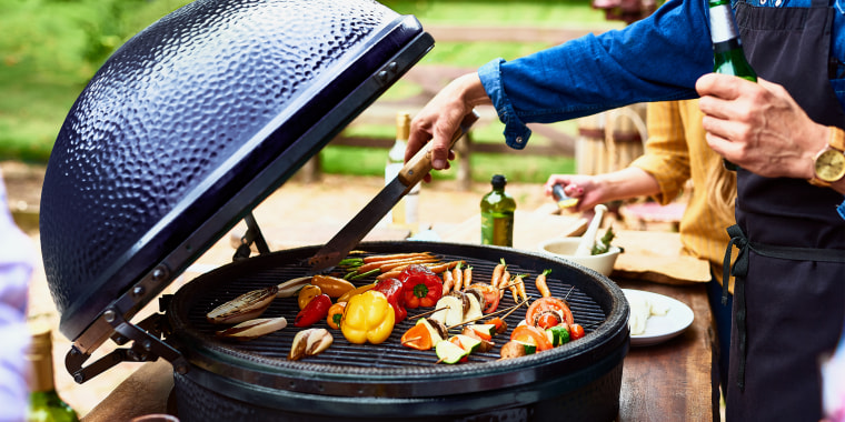 A collection of the right grilling tools and accessories — from gloves and tongs to oil sprayers and meat injectors — can elevate your grilling (and meal).