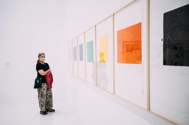 The Walker Art Center in Minneapolis is following the lead of many grocery stores and shops by offering special gallery hours for at-risk visitors.