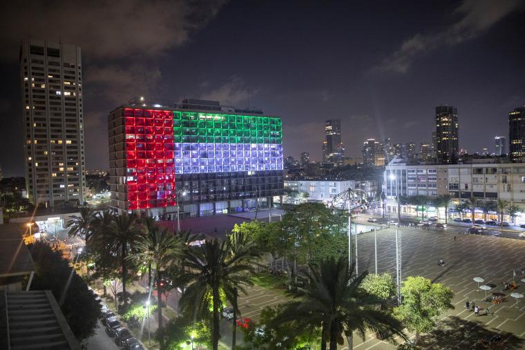 Image: Tel Aviv City Hall