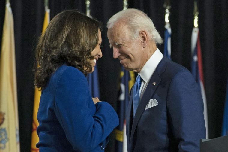 Image: Joe Biden, Kamala Harris
