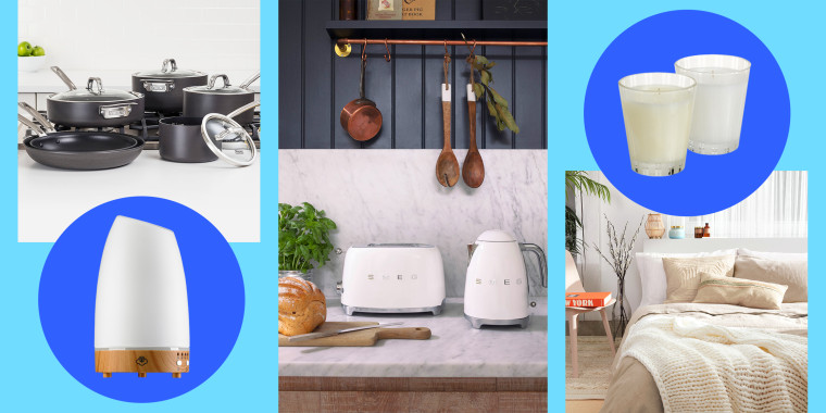 Nordstrom Anniversary Sale: Best deals on kitchen and home decor.  Shop best deals and sales on kitchen appliances, cookware and home decor from Slip pillowcases, Swell, Diptyque, DKNY, Ugg, Smeg, Tumi luggage and suitcases, Viking, Godinger and knives.