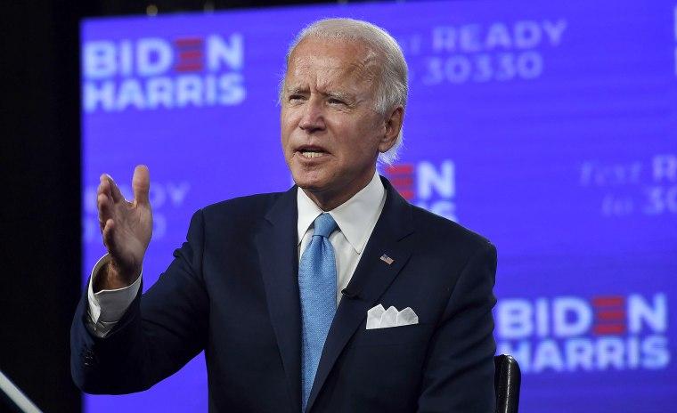 Image: Joe Biden, US-POLITICS-VOTE-DEMOCRATS-BIDEN-HARRIS