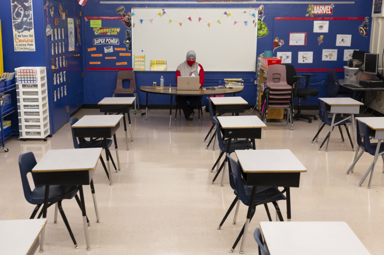 Arizona Schools Prepare Ahead Of Opening Day Amid Pandemic