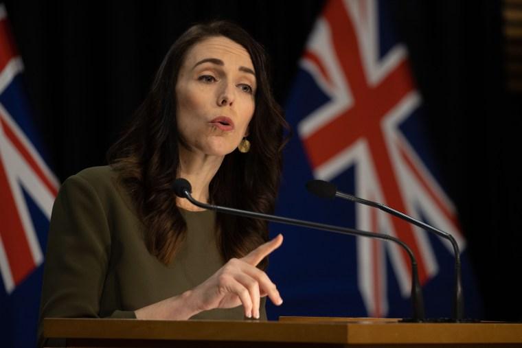 Image: NZEALAND-HEALTH-VIRUS-PANDEMIC-VOTE-vote