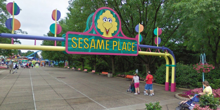 Sesame Place in Langhorne, Pa.