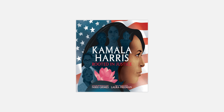 Kamala Harris: Rooted in Justice Picture Book