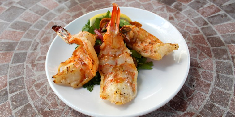 Butterflied Jumbo Grilled Shrimp