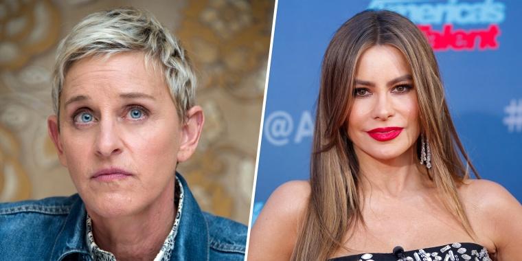 Ellen DeGeneres, Sof?a Vergara