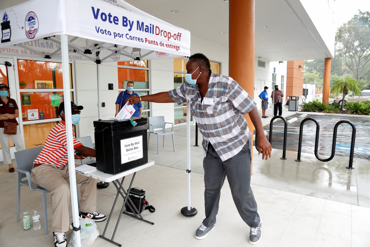 Image: Last day of early voting in Florida
