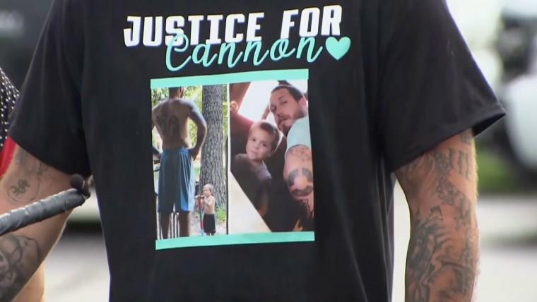 Image: Shirt, Cannon Hinnant and Austin Hinnant