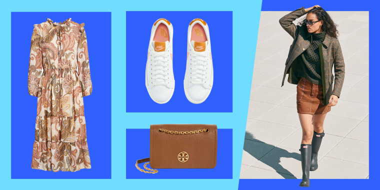 Nordstrom's Anniversary Sale gives shoppers low prices on women's fall fashion from brands like Tory Burch, Hunter and Nike.