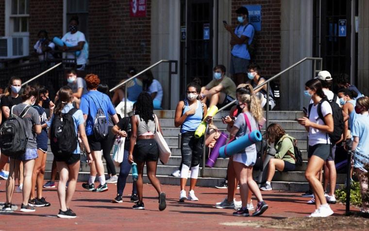 Image: University of North Carolina
