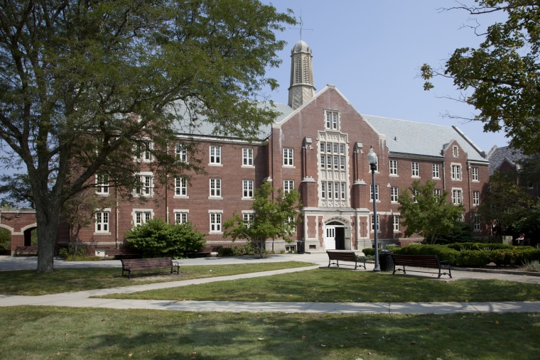 University of Connecticut in Storrs, Conn.
