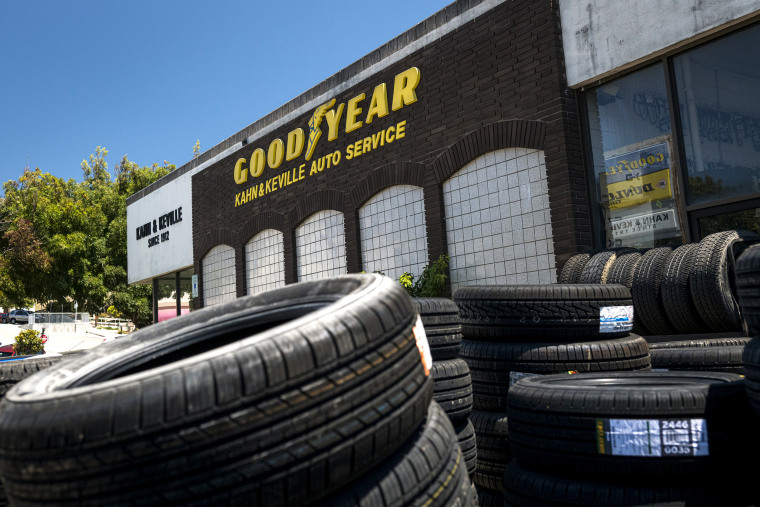 Goodyear Tire & Rubber Locations Ahead Of Earnings Figures