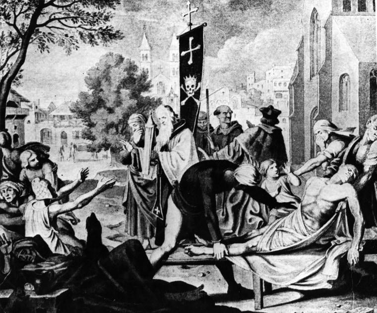 Image: Basle Plague