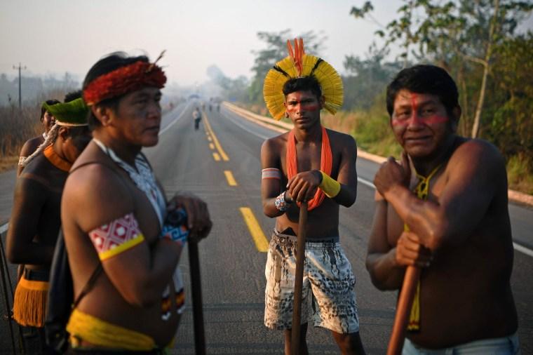 Image: TOPSHOT-BRAZIL-ENVIRONMENT-HEALTH-VIRUS