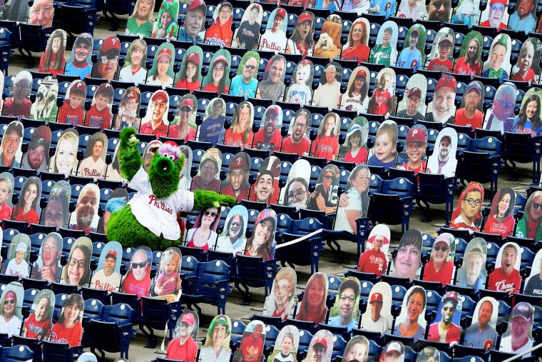 Image: New York Mets v Philadelphia Phillies