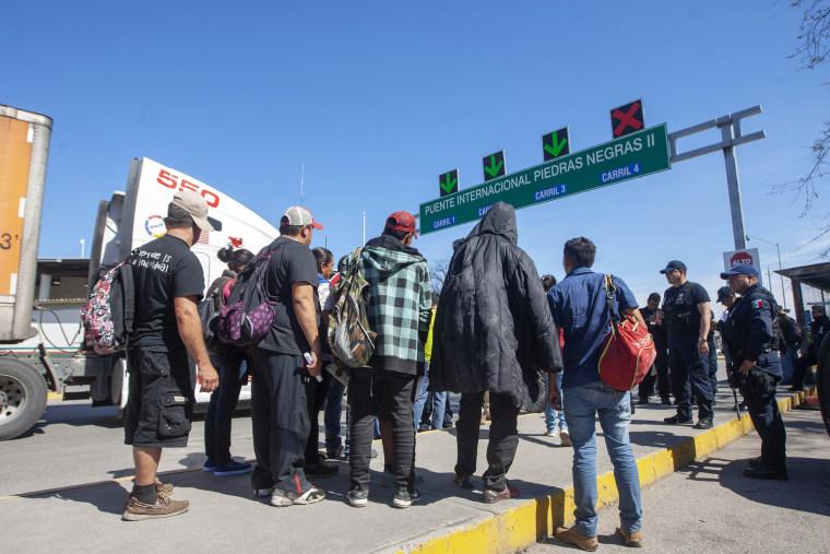 Image: Piedras Negras border