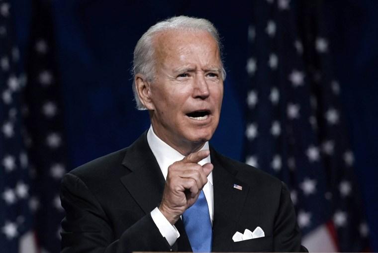 Image: Joe Biden, US-POLITICS-VOTE-DEMOCRATS