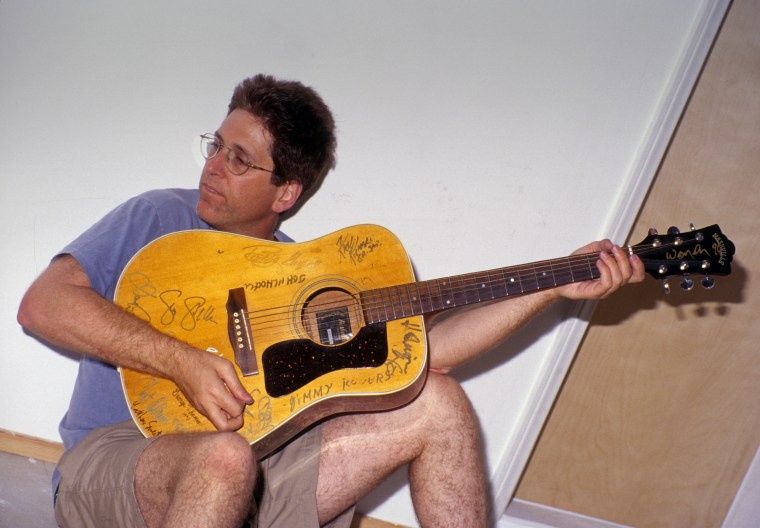 Image: Red Hot Chili Peppers Guitarist Jack Sherman