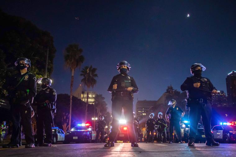 Image: Los Angeles Police