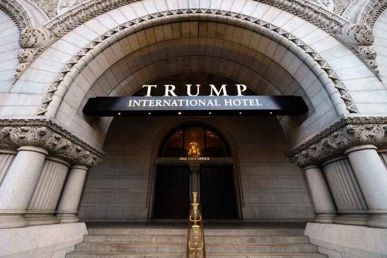 Image: Trump International Hotel Washington DC