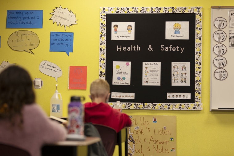 Arizona Schools Reopen With In-Person Learning Amid Pandemic